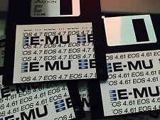 EMU EOS Floppy Disk Upgrade Pack for E5000 Ultra E6400 Ultra E4XT Ultra Samplers