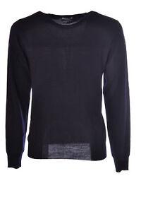 Paolo Pecora - Knitwear-Sweaters - Man - Blue - 2779003C183802