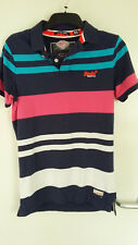 Mens Superdry New Classic  Polo Shirt size XS