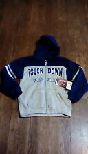 New listing MAD GAME Extreme Sports Touch Down Foot Ball Boys Size M 5-6 Sweatshirt  (Bin*J)