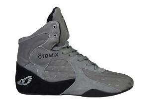 Otomix Stingray Escape Grey M3000 Schuhe Bodybuilding Sneaker Kampfsport