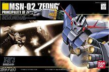 BANDAI HG Mobile Suit Gundam 1/144 MSN-02 Zeong HGUC