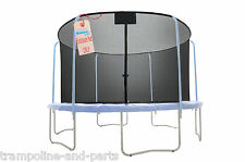 Trampoline Net Fits For: 10ft Telstar CLASSIC Jump Capsule (Using 6 Poles)