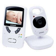 "NEW ORICOM SECURE 703 SC703 2.4"" WIRELESS VIDEO 2.4GHZ BABY MONITOR+BABIES"