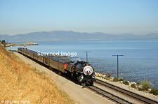 Original Photograph: Southern Pacific 2472 at Pinole, CA