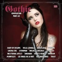 GOTHIC COMPILATION 61 2 CD NEU