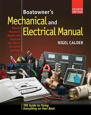 Boatowners Mechanical and Electrical Manual 4/E by Calder, Nigel -Hcover