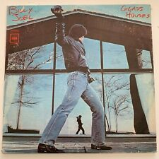 Billy Joel, Glass Houses, 1980 Mexican Lp + Inner Sleeve, Pop Rock