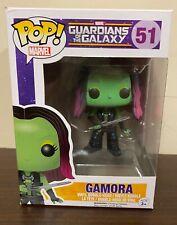 GAMORA Funko Pop Vinyl - Marvel # 51 Guardians of the Galaxy