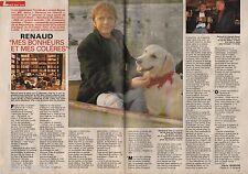 Coupure de presse Clipping 1992 Renaud Sechan  (2 pages)
