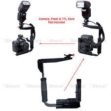 Camera Supporto Stativo Flash per Canon Nikon SB910 SB900 SB800 SB700 Speedlite