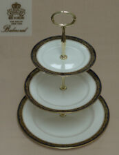 "Aynsley ""Balmoral"" THREE TIER CAKE STAND"