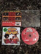 Sega Dreamcast Ready 2 Rumble Boxing CIB Complete