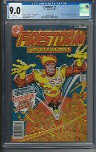 Firestorm #1 (3/78) -DC Comics - CGC 9.0