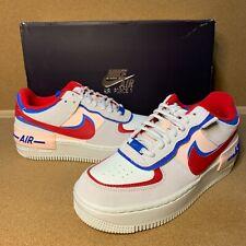 Nike Air Force 1 Shadow Cu8591 100 Release Info Sneakernews Com Nike air force 1 mid 07 lv8 red winter. nike air force 1 shadow cu8591 100