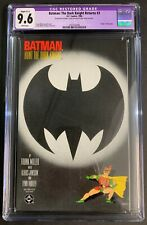 Batman: The Dark Knight Returns # 3 CGC 9.6 Unread From Personal Collection