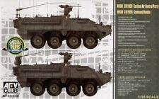 AFV Club 1/35 M1130 Stryker Command Vehicle # AF35130