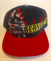 Vintage Kenny Bernstein NHRA Budweiser Official Licensed Snapback Hat New w/Tag