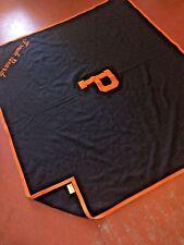 Vintage 1950s PRINCETON Tigers Varsity Letterman Stadium Blanket Frank Bearden