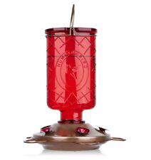 18005 Hummingbird Feeder Glass Hummingbird Feeders 5 Feeding Station 22 Ounces