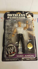 WWE RUTHLESS AGGRESSION CHRIS JERICHO Y2J BELT TITLE NEW