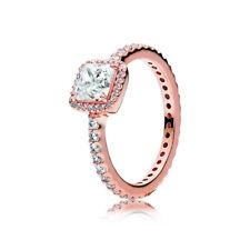 PANDORA Rose 180947cz Ring zeitlose Eleganz Gr. 52 °neu°