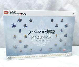 Fire Emblem Warriors for Nintendo 3DS Japan Import Premium LTD Edition US Seller