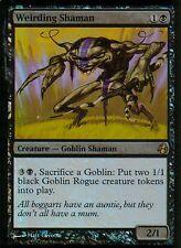Weirding Shaman foil | nm | morningtide | Magic mtg