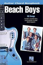 BEACH BOYS GUITAR CHORD MUSIC SONGBOOK - 59 SONGS NEW