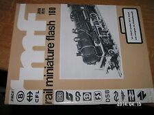 RMF n°160 Diodes La 140-C Tender 34-X