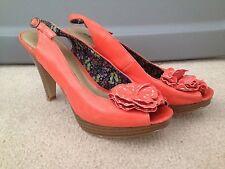 Modden Girl High Heel Sling Back Shoes, Size 8 1/2