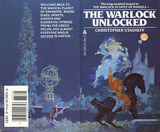 The Warlock Unlocked by Christopher Stasheff-Ace Paperback-1983