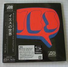 YES - Yes + 6 BONUS JAPAN SHM MINI LP CD NEU!