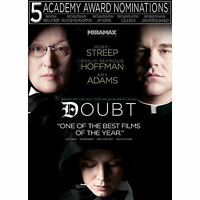 DOUBT (DVD) ** DISC ONLY **