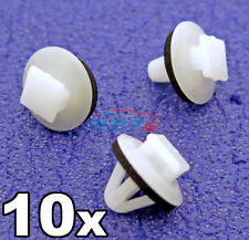 10x Plastic Trim Clips for Toyota Side Mouldings, Wheel Arch & Vent Trims