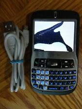 HTC EXCA100 T-Mobile Blackberry Cell Phone Windows Mobile Keypad Parts or Repair