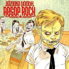 AESOP ROCK - Bazooka Tooth [Bonus Disc](2003) RARE 2-CD Set +Def Jux Compilation