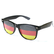 Germany flag glasses,fun party glasses,Deutschland flag glasses,novelty glasses