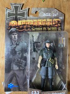 OURWAR 1/18 Wehrmacht Commander WW2 German Officer Ultimate Soldier