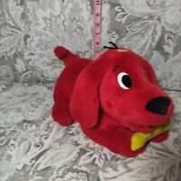 Clifford Big Red Dog Talking Scholastic Plush Stuffed Animal Toy