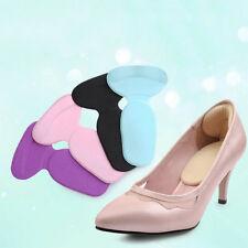 Comfortable Silicone Gel Heel Cushion  Protector Feet Care Shoe Pad Insole EW