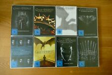 Game of Thrones Staffeln 1 - 8 komplett auf DVD
