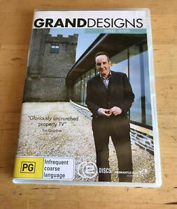 Grand Designs Series Seven DVD (2 Discs) UK Kevin McCloud TV