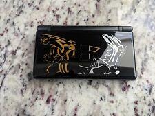 Nintendo DS Limited Edition Pokemon Bundle Black Console