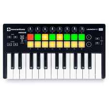 Novation Launchkey Mini MK2 keyboard Controller. NEW!! FREE SHIPPING!!