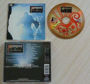 RARE CD ALBUM BOF MERLIN OF THE CRYSTAL CAVE MUSIQUE DE FILM FRANCIS SHAW 1991