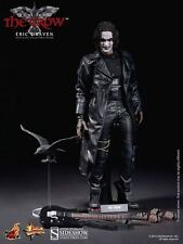 HOT TOYS ERIC DRAVEN THE CROW Brandon Lee 1:6 FIGURE ~Sealed in Brown Box~