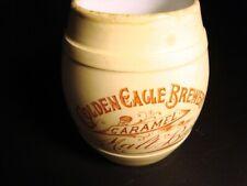 Circa 1900 Golden Eagle Brewing Ceramic Mug, Philadelphia, Pennsylvania