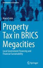 Grundsteuer in BRICS Megastädten