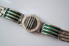Communicator Green Metal Ranger Bracelet Cosplay Prop Power Novelty FREE Shippin